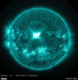 اخبار,اخبار علمی ,حرکت توفان عظیم خورشیدی به سمت زمین (http://www.oojal.rzb.ir/post/1174)
