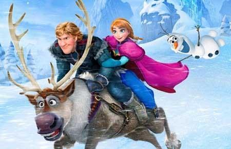 «یخ زده»، دهمین فیلم پرفروش تاریخ سینما