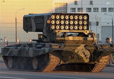 تانک موشک انداز روسی در عراق,اخبار جدید