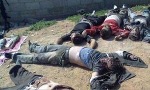 هلاكت سركرده گروه تروريستي جيش الاسلام