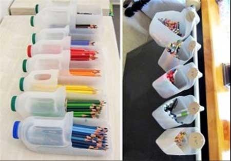 اخبار,اخبار گوناگون , خلاقیت با بطریهای پلاستیکی