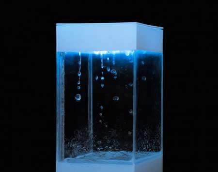 اخبار,اخبار علمی,پیش بینی شرایط آب و هوایی در مکعب شیشه ای
