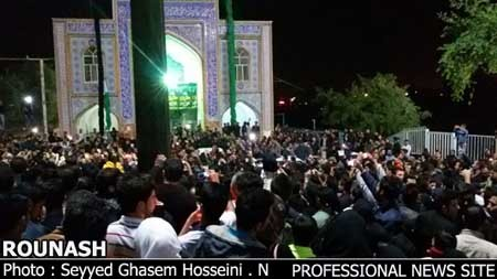 news1(260) عکس های تجمع سراسری طرفداران مرتضی پاشایی در کشور