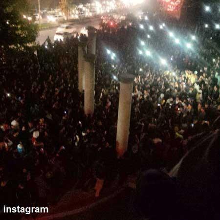 news1(270) عکس های تجمع سراسری طرفداران مرتضی پاشایی در کشور