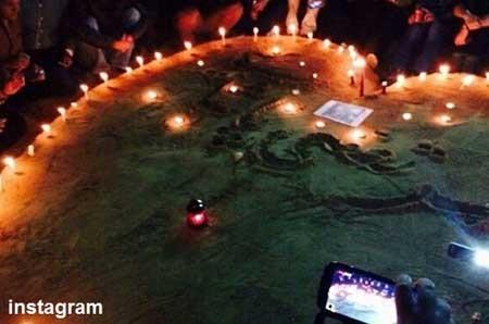 news1(271) عکس های تجمع سراسری طرفداران مرتضی پاشایی در کشور