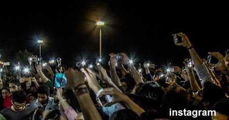 news1(274) عکس های تجمع سراسری طرفداران مرتضی پاشایی در کشور
