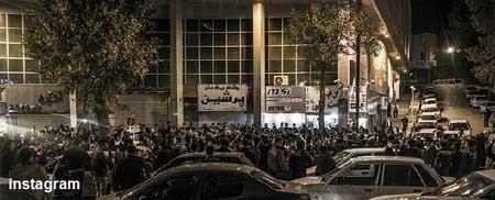 news1(276) عکس های تجمع سراسری طرفداران مرتضی پاشایی در کشور
