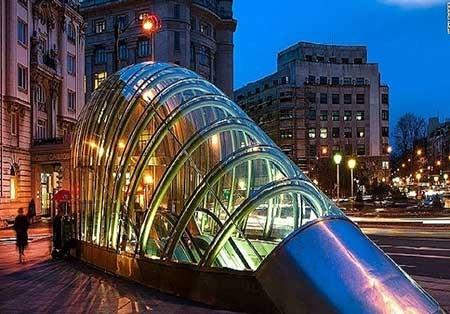 اخبار,اخبار گوناگون ,ایستگاههای مترو هنری
