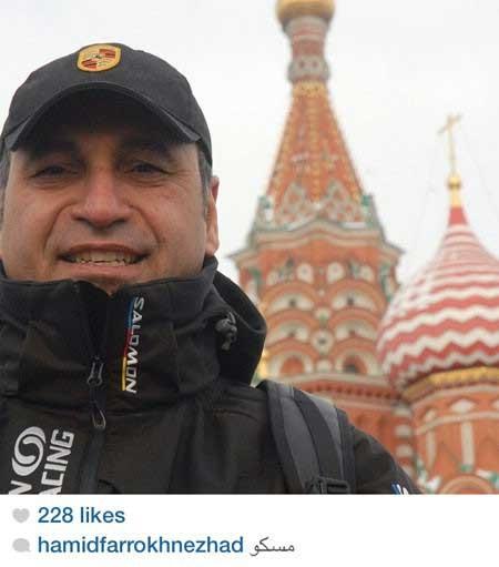 اخبار,اخبار فرهنگی , چهره ها در شبکههای اجتماعی
