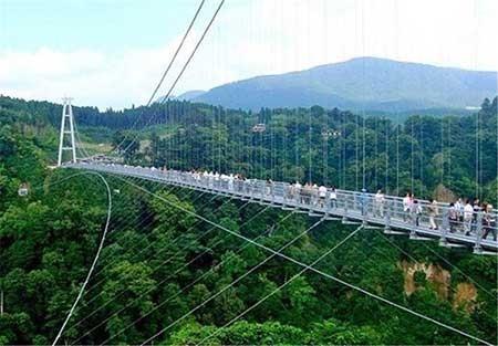 اخبار,اخبار گوناگون ,جالبترین پلهای عابر پیاده دنیا