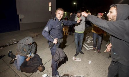 اخبار,اخبار بین الملل,وقتی پلیس مخفی آمریکا  لو رفت