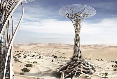 اخبار,اخبارعلمی,ساخت برج با پرینتر 3 بعدی