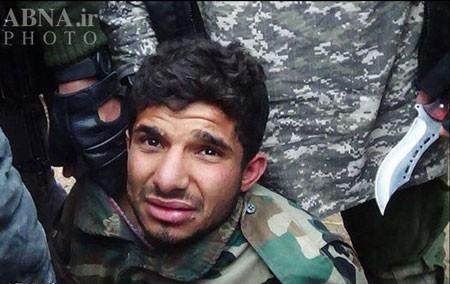 9309 10t996  تسلط داعش بر حویجه المریعیه/ ذبح سرباز ارتش سوریه + عکس(۱۸+)