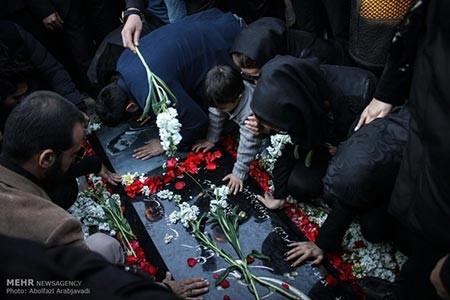 9309 11m420 بزرگداشت چهلمین روز درگذشت مرحوم مرتضی پاشایی