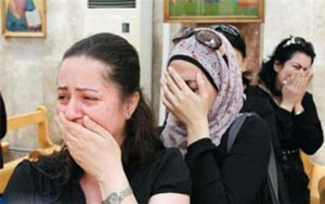 9309 11m549  دختران اسیر داعشی ها هدیه یا جایزه میان عناصر این گروهک
