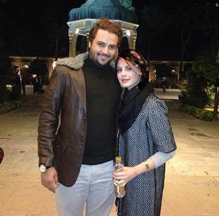 جدیدترین عکس مهدی سلوکی و همسرش !