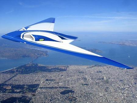 اخبار,اخبار علمی,هواپیمای کم مصرف