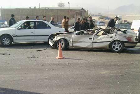 اخبار,اخبار حوادث ,حادثه تصادف