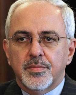دیدار ظریف با مفتی اعظم سوریه