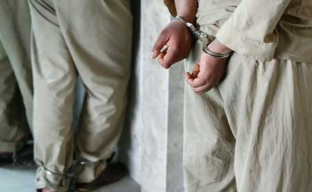 9310 11m4023 عکسهای از دستگیری راهزنان جنوب تهران