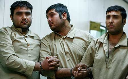 9310 11m4024 عکسهای از دستگیری راهزنان جنوب تهران