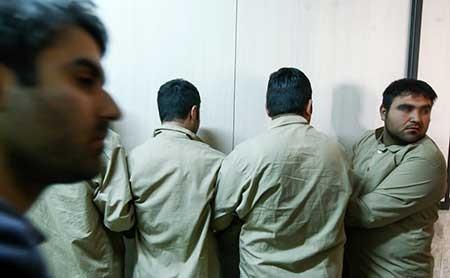 9310 11m4025 عکسهای از دستگیری راهزنان جنوب تهران