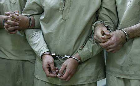 9310 11m4026 عکسهای از دستگیری راهزنان جنوب تهران
