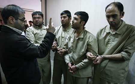 9310 11m4028 عکسهای از دستگیری راهزنان جنوب تهران
