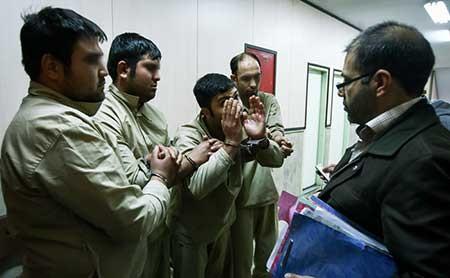 9310 11m4029 عکسهای از دستگیری راهزنان جنوب تهران