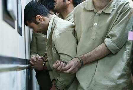 9310 11m4031 عکسهای از دستگیری راهزنان جنوب تهران