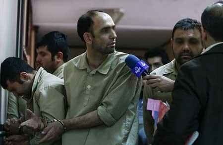 9310 11m4033 عکسهای از دستگیری راهزنان جنوب تهران
