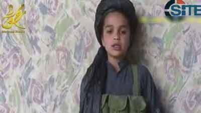 9310 11t1108 کوچکترین عضو طالبان (+عکس)