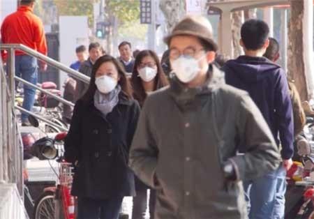 news1%28199%29 ماسک ضد آلودگی با صفحه نمایش+تصاویر