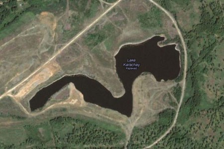 اخبار , اخبار گوناگون , مرگبارترین دریاچه دنیا