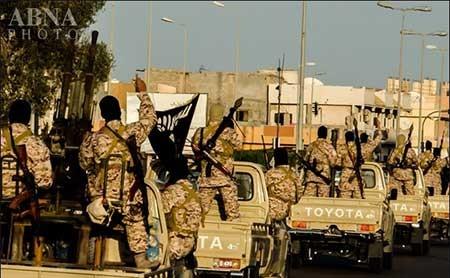 خبر های مربوط به داعش