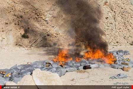 قیمت انواع ترقه امحاء 65 هزار عدد ترقه در کنگان بوشهر (+عکس)