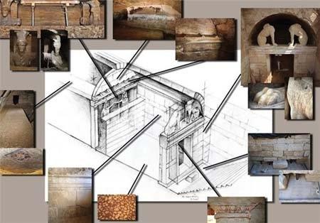 اخبار , اخبار علمی,کشف اجساد در مقبره اسکندر مقدونی