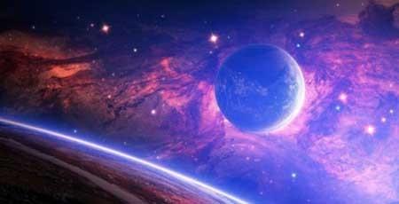 تصاویری باورنکردنی از اجرام فضایی در اقیانوس آرام