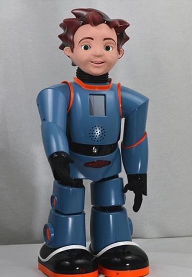 اخبار,اخبار علمی,درمان کودکان مبتلا به بیماری اوتیسم با ربات