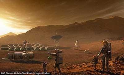 اخبار,اخبار علمی ,سفر بیبازگشت به سیاره مریخ