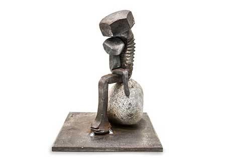 اخبار,اخبار گوناگون ,مجسمههایی با پیچ و مهره