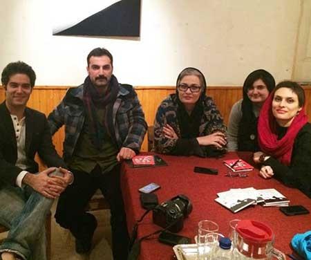 اخبار,اخبار فرهنگی , بازیگران ایرانی