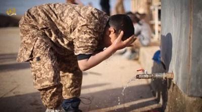 اخبار,اخباربین الملل, اموزش  داعش به  کودکان