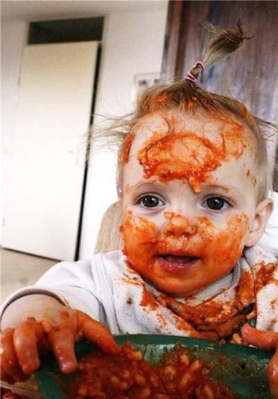 اخبار,اخبار گوناگون,تصاویری جالب از کودکان بازیگوش