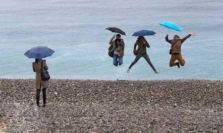 عکسهای جالب,تصاویر دیدنی, ساحل دریای مدیترانه