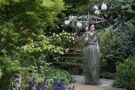 تصاویر دیدنی,تصاویر جالب,نمایشگاه گل و گیاه