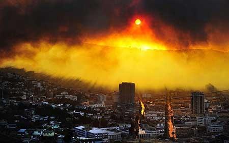 تصاویر دیدنی,تصاویر جالب,آتش سوزی