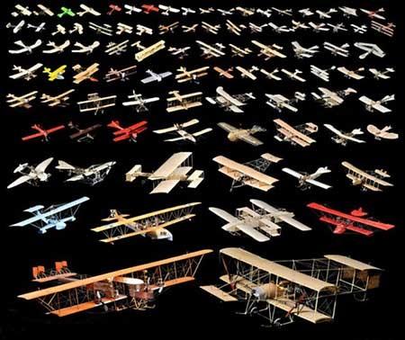 عکسهای جالب,تصاویر جالب,ماکت هواپیما
