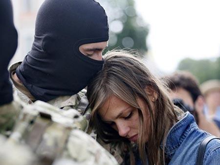 عکسهای جالب,بحران در اوکراین ,عکسهای جذاب