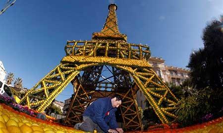 تصاویر دیدنی,برج ایفلی پرتقالی,تصاویر جالب